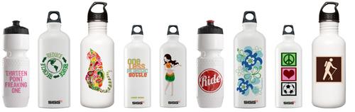 cafe press water bottles