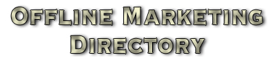 Offline Marketing Directory