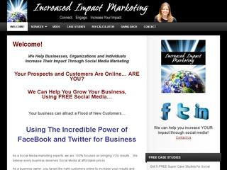 Increased Impact Marketing