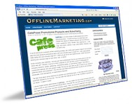 offline marketing blog
